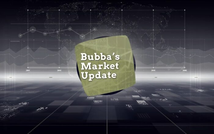 Bubba's Daily Update Featured Image